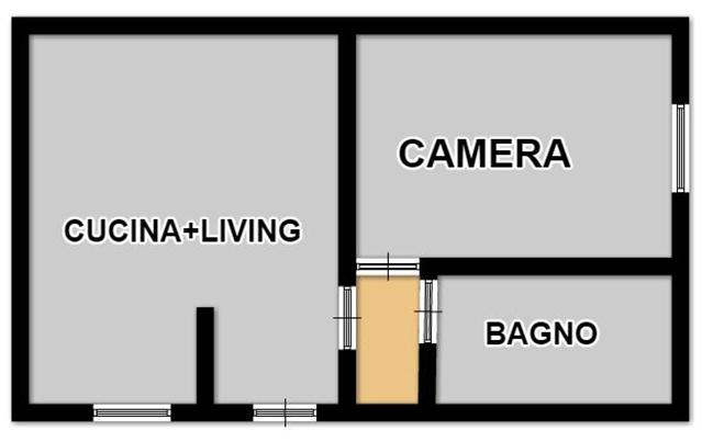 Appartamento, Via della Torre, Milano | Kassyel Immobiliare